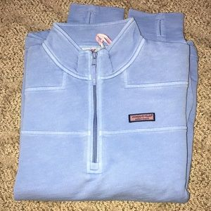 NWT Vineyard vines relaxed garment dyed shep-XL